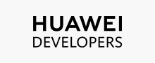 华为开发者联盟HUAWEI DEVELOPER logo